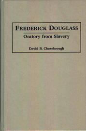 Frederick Douglass by David B Chesebrough