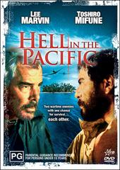 Hell In The Pacific on DVD