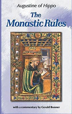 The Monastic Rules by Edmund Augustine image