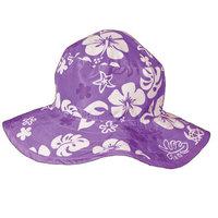 Banz Reversible Sunhat - Purple Turtle