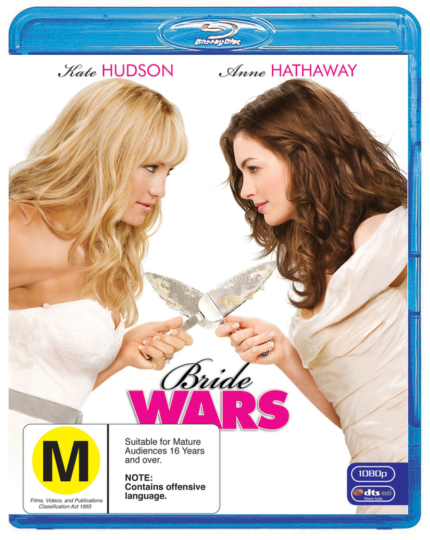 Bride Wars on Blu-ray