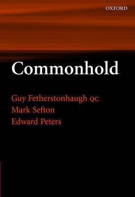 Commonhold by Guy Fetherstonhaugh, QC