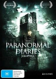 The Paranormal Diaries: Clophill on DVD