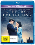 The Theory Of Everything on Blu-ray