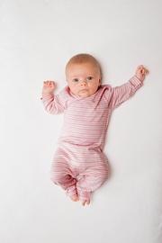 Babu Merino All-in-one - Cream (6-12 Months) image