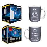 Doctor Who Keep Calm and Exterminate Mug