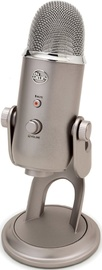 Blue Microphones Yeti Multi-Pattern USB Microphone (Platinum) for