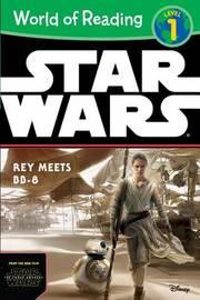 World of Reading Star Wars the Force Awakens: Rey Meets Bb-8 by Elizabeth Schaefer