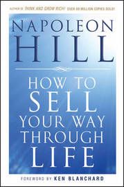 How To Sell Your Way Through Life by Napoleon Hill image