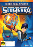SlugTerra: Ghoul From Beyond on DVD