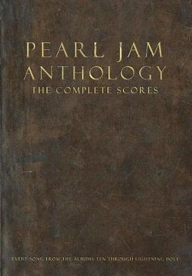 Pearl Jam Anthology - The Complete Scores (Box Set) by Pearl Jam