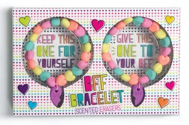 Ooly: Bff Bracelet Scented Erasers