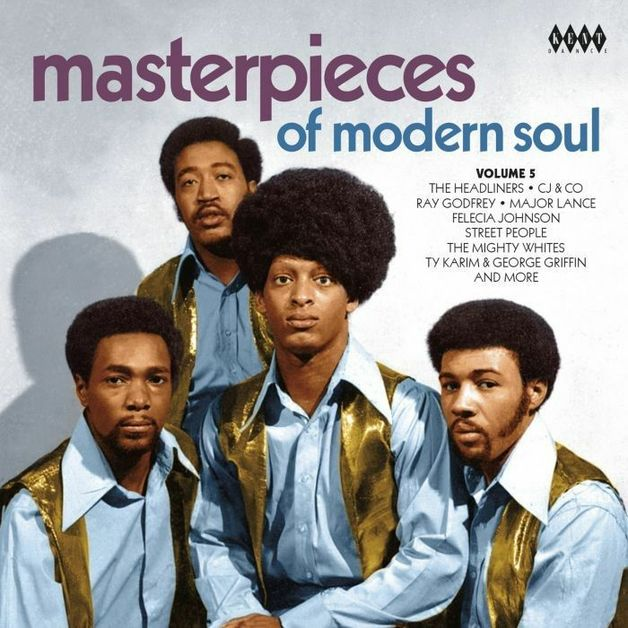 Masterpieces Of Modern Soul - Volume 5 by Various
