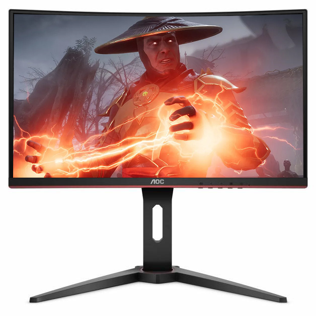 "23.6"" AOC C24G1 144Hz 1ms Curved FreeSync Gaming Monitor"