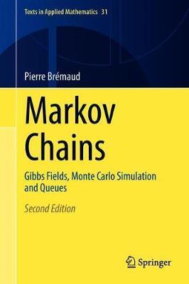 Markov Chains by Pierre Bremaud