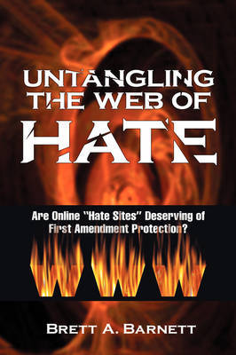 Untangling the Web of Hate by Brett A. Barnett image