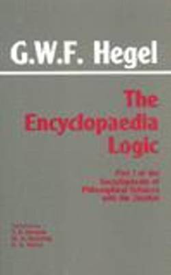The Encyclopaedia Logic by G W F Hegel image