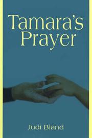 Tamara's Prayer by Judi Bland image