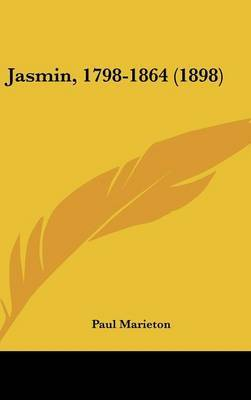Jasmin, 1798-1864 (1898) by Paul Marieton image