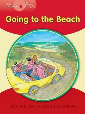 Young Explorers 1 Going to the Beach by Louis Fidge