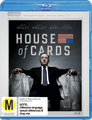 House of Cards - The Complete First Season on Blu-ray