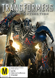 Transformers 4: Age of Extinction DVD