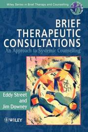 Brief Therapeutic Consultations by Eddy Street image