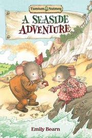Tumtum and Nutmeg: A Seaside Adventure by Emily Bearn image