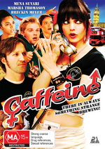 Caffeine on DVD