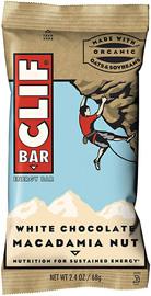 Clif Bar - White Chocolate Macadamia (Box of 12)