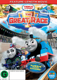 Thomas & Friends - The Great Race DVD