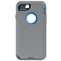 OtterBox Defender Case for iPhone 7 - Blue/Grey