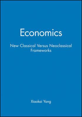 Economics by Xiaokai Yang image