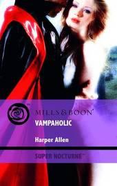 Vampaholic by Harper Allen image