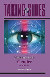 Clashing Views in Gender by Jacquelyn W White image