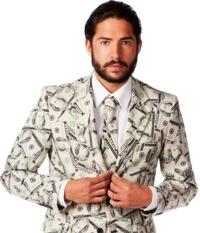OppoSuits Cashanova Suit (Size 44)