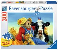Ravensburger: Barnyard Duet - 300pc Puzzle