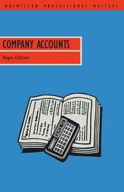Company Accounts by Roger Oldcorn