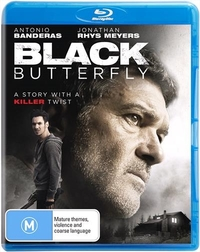 Black Butterfly on Blu-ray image