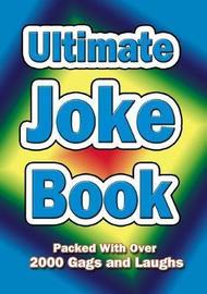 Ultimate Joke Book image