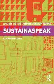 Sustainaspeak by Elizabeth Lewis