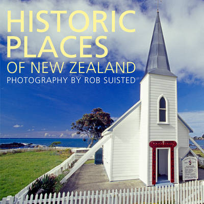 Historic Places of New Zealand