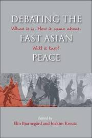 Debating the East Asian Peace image