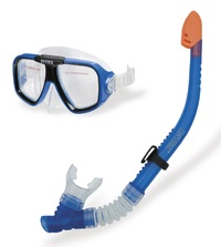 Intex: Reef Rider - Mask & Snorkel Swim Set