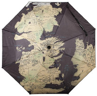 Game of Thrones: All Over Print - Folding Umbrella