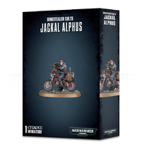 Warhammer 40,000 Genestealer Cults Jackal Alphus
