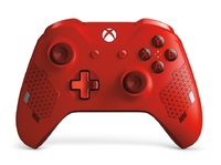 Xbox One Wireless Controller - Sport Red Special Edition for Xbox One