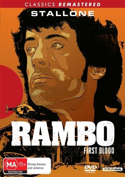 Rambo: First Blood on DVD
