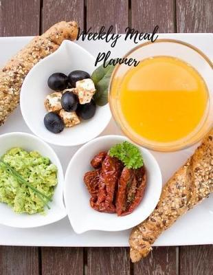 Weekly Meal Planner by Castle Rock Publishing