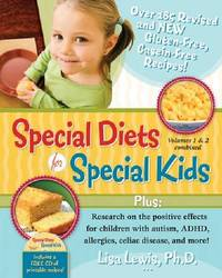 Special Diets for Special Kids by Lisa Lewis